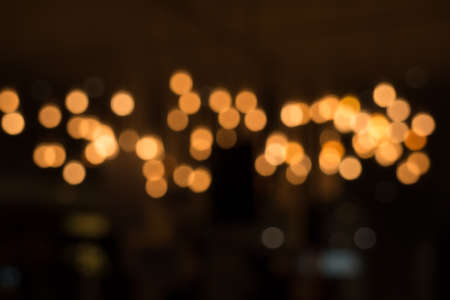 city light: Lights out of focus, lens blur (lights, city, light) Stock Photo
