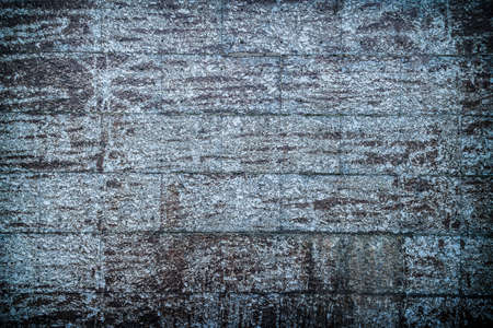 Closeup of dilapidated wall concrete photo