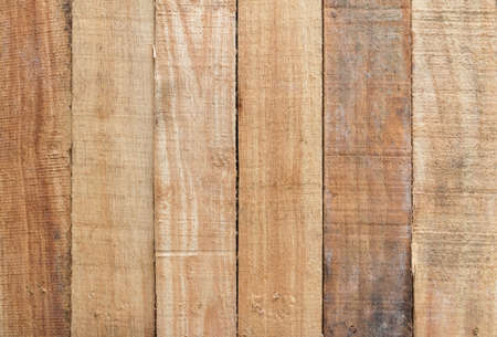 grunge wood: Brown wood plank wall texture background, old wood Stock Photo