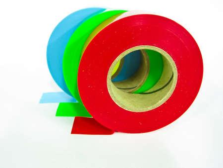 Tape photo