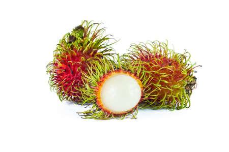 Rambutan is a fruit