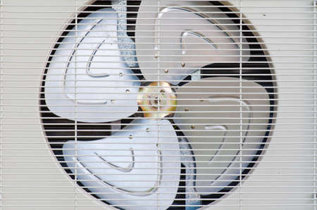 coolant: fan of air conditioners