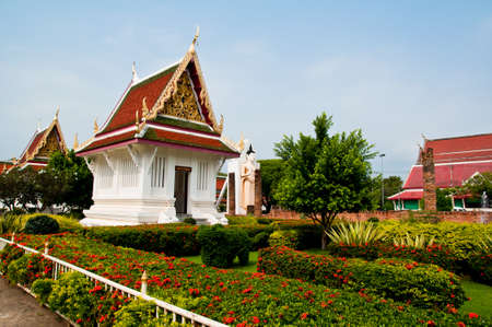 Wat Phar Sri Rattana Mahathat  Temple, Phitsanulok - North of Thailand Stock Photo