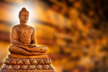 부처님 동상 스톡 콘텐츠 - 30822506