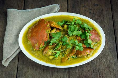 Crab Fried Curry Powder