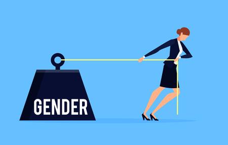 Gender Ilustrace