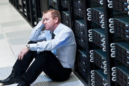 Server niet bereikbaar