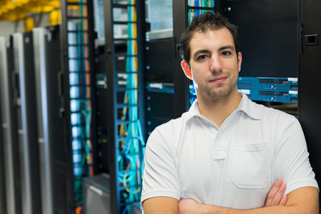 it support: Data center manager