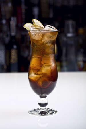 cocteles de frutas: a largo Island Iced Tea