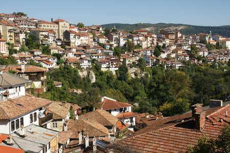 veliko: Veliko Tarnovo cityscape