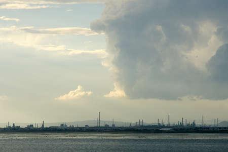 industrial landscape: Panorama industriale