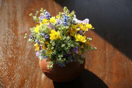 rustic bouquet photo