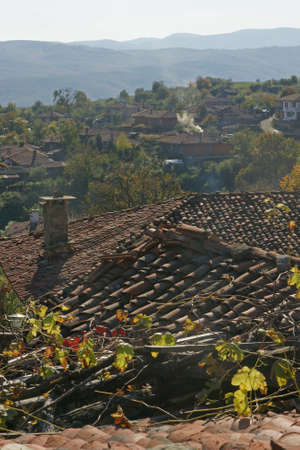 bulgarian: Bulgarian village 22 Stock Photo