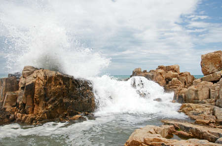 rocks and waves 3