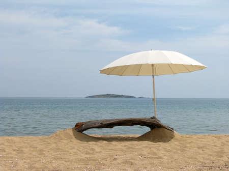 parasol: parasol and island 1