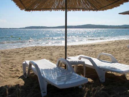 blessedness: beach season