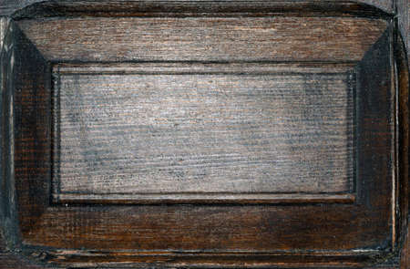Old wooden texture wall space background vintage Banco de Imagens