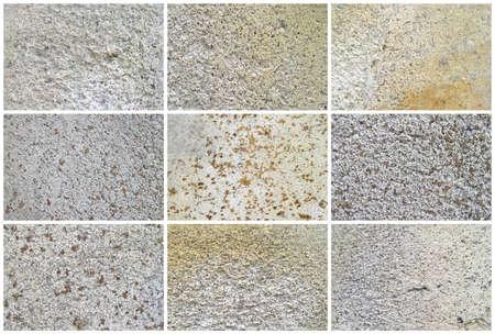 9 自然な石灰岩の背景やテクスチャ。本当の色です。色の彩度なし