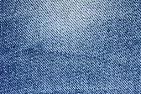 Blauer Denim, der für Vintage-Hintergrund verwendet werden kann. Hochauflösendes Foto.