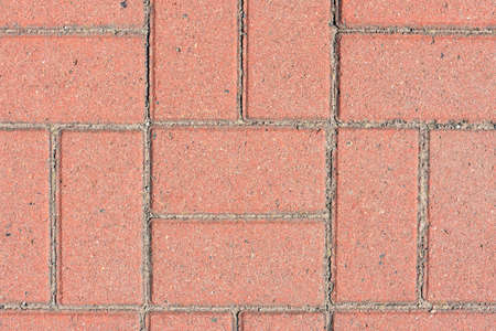 Abstract background - gray paving slabs. Texture paving slabs. High resolution photo. Stockfoto