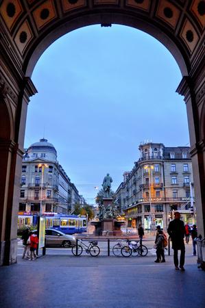 zurich: Hello Zurich