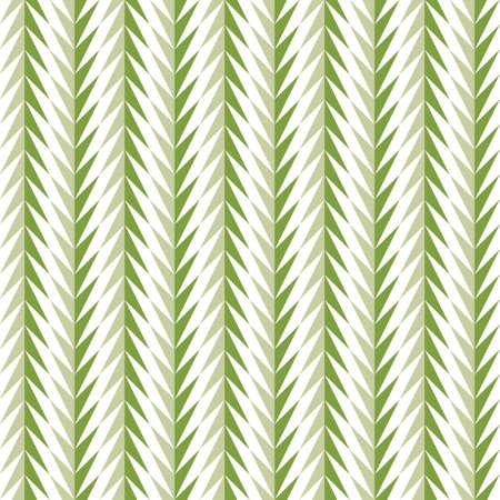 herringbone background: Seamless herringbone pattern of triangles on a white background Illustration