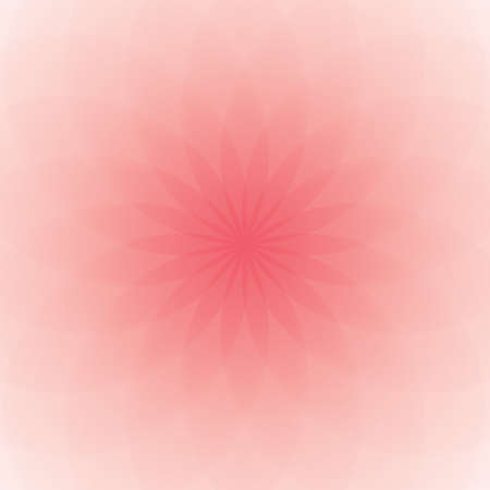brilliancy: Background with a large pink flower in the center. Romantic mood. Shades of pink and red. Bright pattern. Illustration