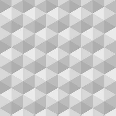 bussiness card: Background pattern of crystals. Monochrome image.