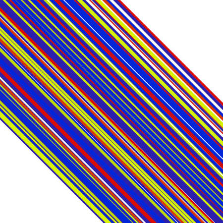 azure: Background of bright diagonal lines and stripes. White background.