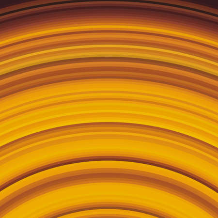 Abstract background of circular lines. Autumn shades. Warm tones.