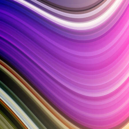 Bright abstract background with lines. Shades of amethyst. The distortion of space.