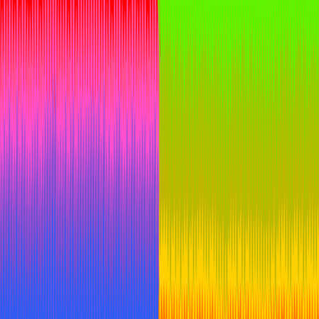 Bright background of the plurality of lines. Color transition. Contrast colors.