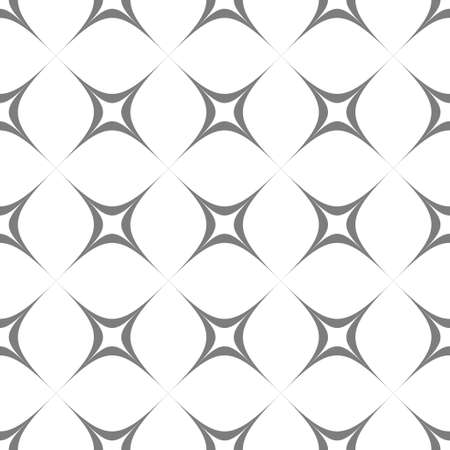 prickles: Seamless pattern and shapes on a white background. Geometric figures. Illustration