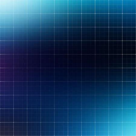 Fondo abstracto de figuras geométricas en estilo tecnológico. Elementos del ciberespacio
