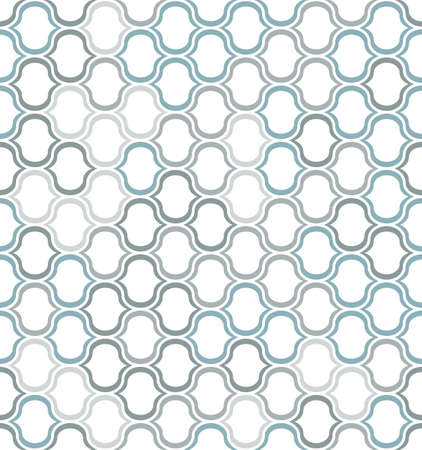 Abstract background with original lattice of geometric forms. Illustration