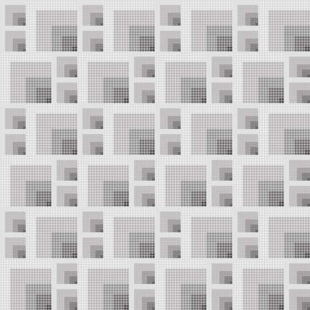 Abstract seamless background tile squares. Floor and wall coverings.