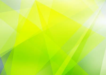 digital background: Abstract green background of blurry elements. Vivid shades of green. Illustration