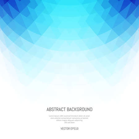 Abstract background with a pattern of smooth shapes. White space for text.
