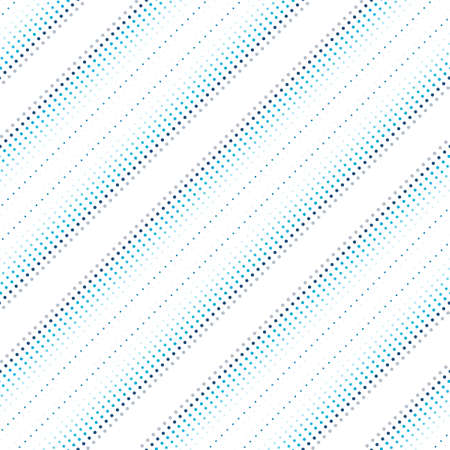 Seamless pattern from flat circles. Chaotic arrangement of elements.