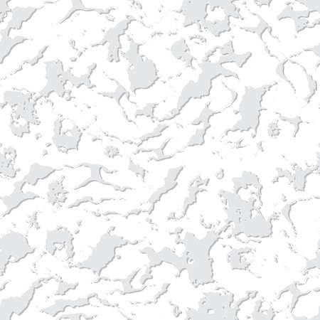 Monochrome spray paint. Seamless pattern with spots and divorces. Vector abstract background for your design.