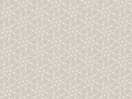 Abstract geometric seamless pattern. Optical illusion of the movement of figures. Reklamní fotografie - 132095066