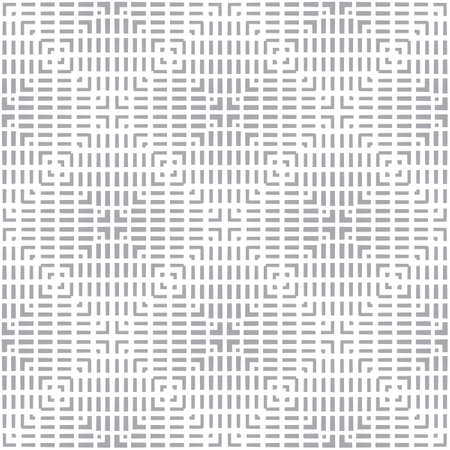 Abstract seamless geometric pattern. Universal pattern for any texture and surface.