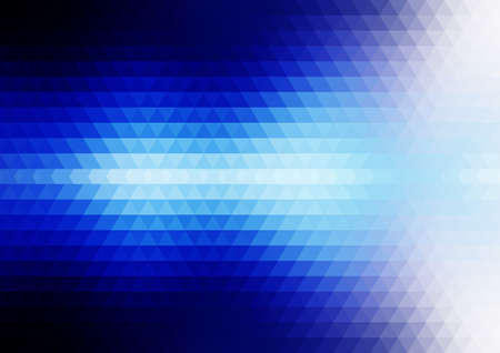 Abstract background with geometric texture. Bright shades of blue. Çizim