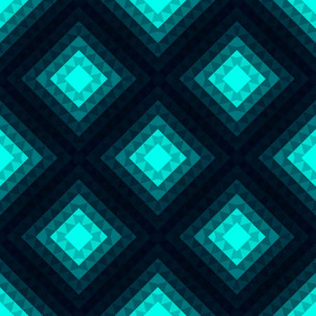 Abstract seamless pattern with geometric texture. Soft transitions of color.