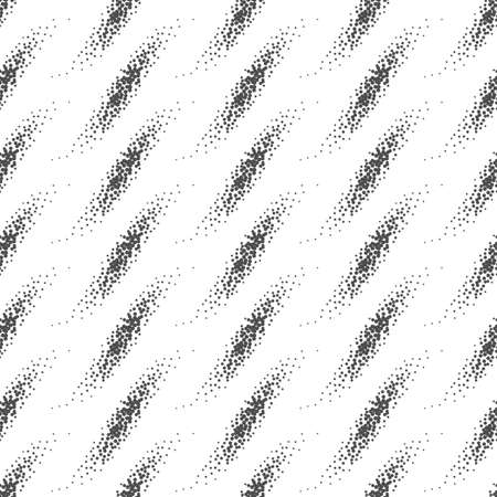 A seamless pattern with textural brush strokes. Иллюстрация