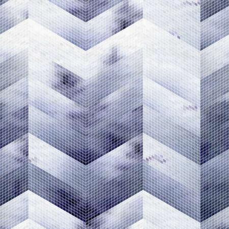 A seamless abstract pattern of many elements. Фото со стока - 168184908