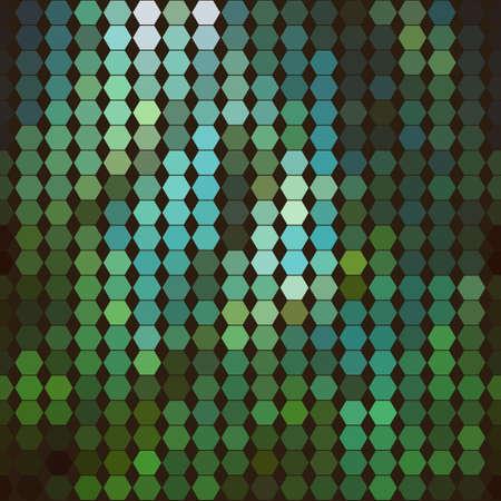 A seamless geometric pattern of colored circles. Фото со стока - 168185288