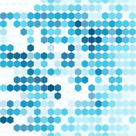 A seamless geometric pattern of colored circles.