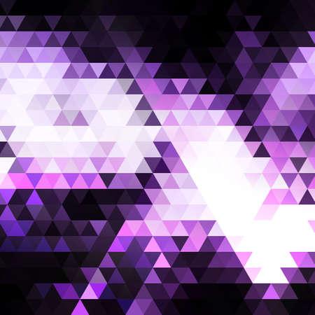 Dark bright, purple and shiny vector image Иллюстрация