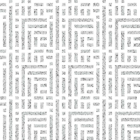 Pattern with simple shapes for your design. Фото со стока